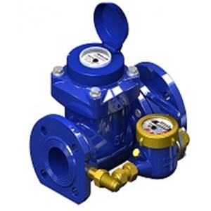 Счетчик воды комбинированный GROSS WPVD-UA DN 50