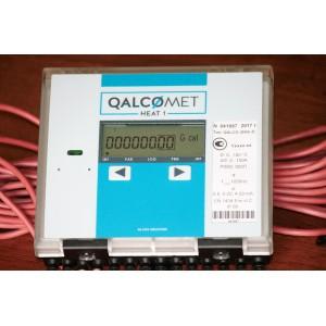 Счетчик тепла QALCOMET HEAT 1 SKS-3 / AN130 20-1,5 DN 20