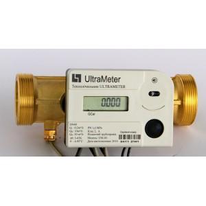 Ультразвуковой счетчик тепла UltraMeter DN15 S подача