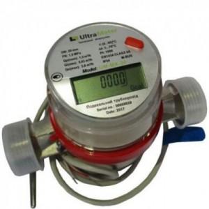 Счетчик тепловой UltraMeter-X (модельG) DN15 Qn 0.6 подача